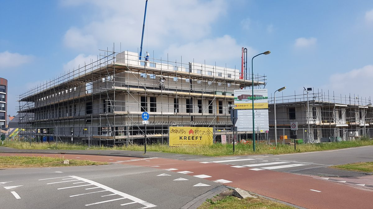 Update gezondheidscentrum en appartementencomplex Vathorst Amersfoort