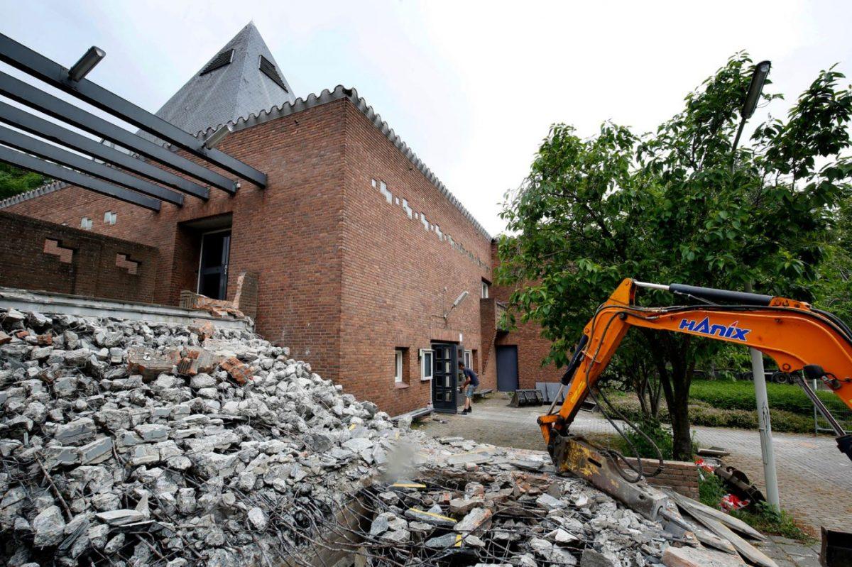 Exoduskerk transformeert