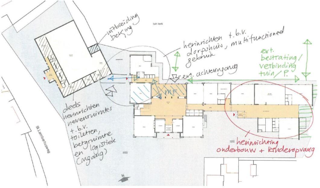 Van Boven Architecten architect MFA Gemonde